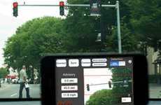 Smooth Sailing Driving Apps - SignalGuru App Helps Drivers Avoid Red Lights