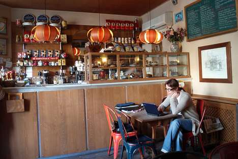 Crowdsourced Cafe Apps