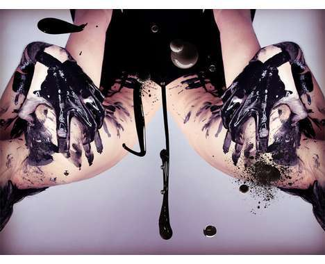 From Rorschach Eroticism to Kaleidoscopic Fashion Videos