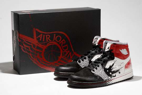 56 Pairs of Special Edition Air Jordans