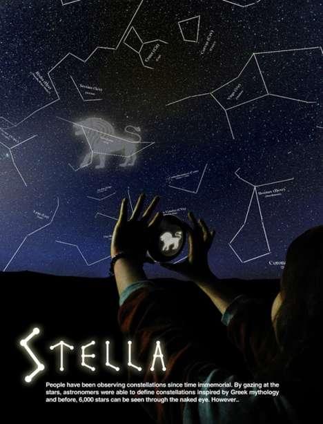 Constellation-Capturing Cameras