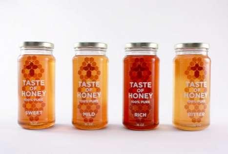 Harmonious Honey Branding