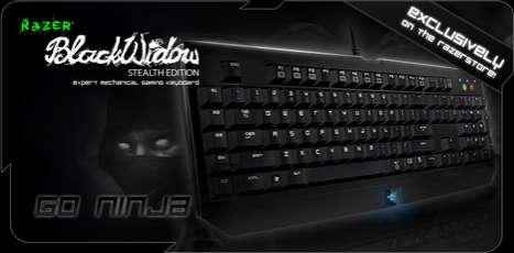 Silent Gaming Keyboards