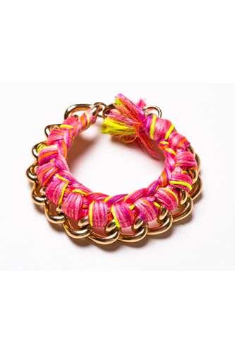Woven Chain Bracelets