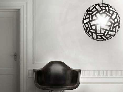 Spherical Gridlike Lighting