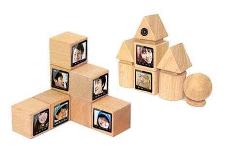 Stackable Webcam Windows