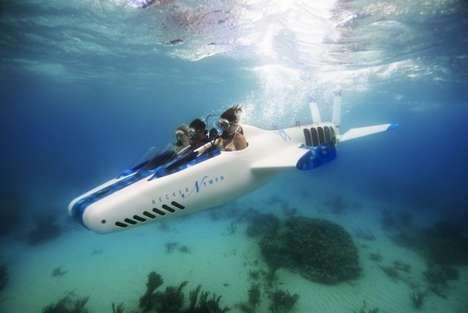Submarine Sea Planes