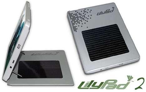 Solar-Powered Tablet Shields
