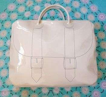 Pencil Designed Bags