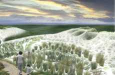 Artificial Catchment Architecture - This Subnature New York Proposal Accrues Clean Water