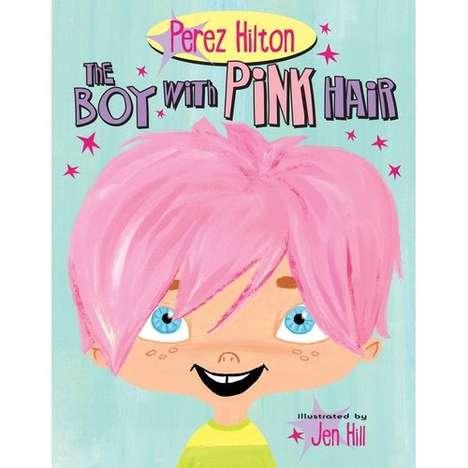 Blunt Blogger Children's Books