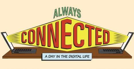 Digital Dependence Comics