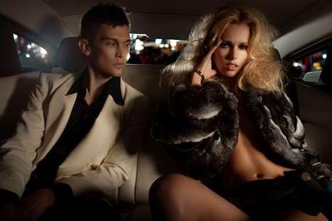 Steamy Car Romance Shoots