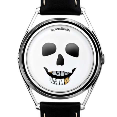 Death Memorial Timepieces