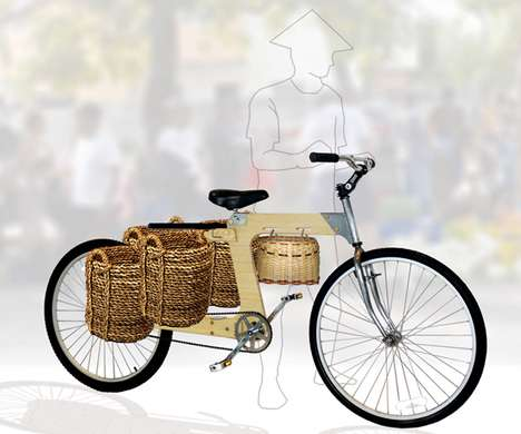 Cost-Conscious Bamboo Bikes
