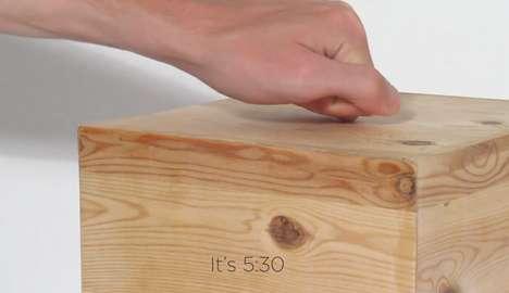 Pounding Timber Timepieces