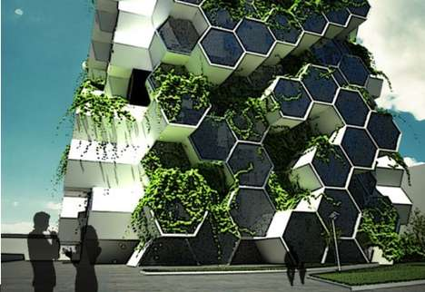 Honeycomb Agricultural Architecture