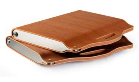Suave Lumber Laptop Protectors