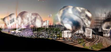 Inflated Performance Venues