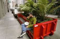 Precise Portable Forestry - The ParkMobile Introduces Greenery to San Francisco One Block at a Time