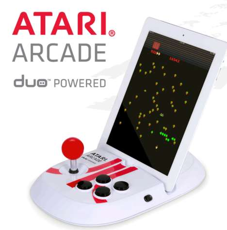 Old-School Gaming Tablets
