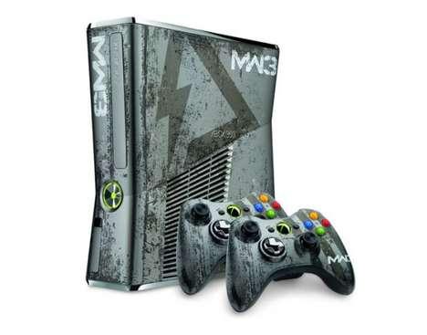 War-Torn Gaming Consoles