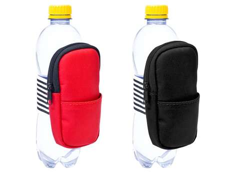 Strap-On Canteen Pouches