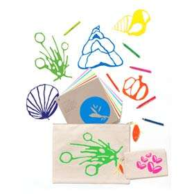 Creative Coloring Cut Outs