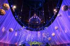 Opulent Lighting Displays