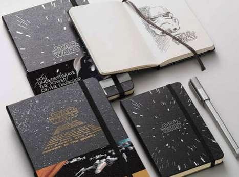 Sci-Fi Franchise Notepads