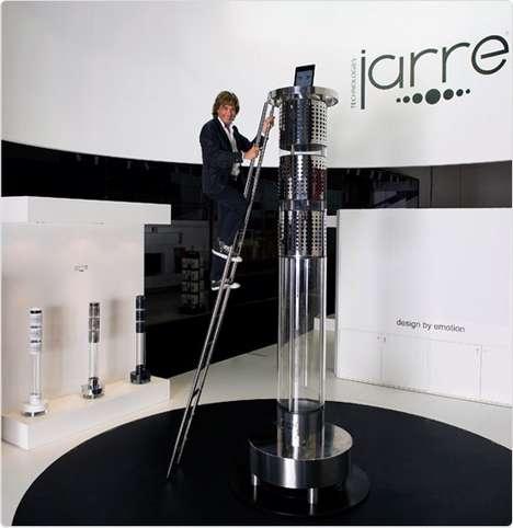 Towering Speaker Systems