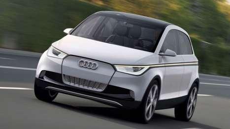 Electrified Luxury Hatchbacks