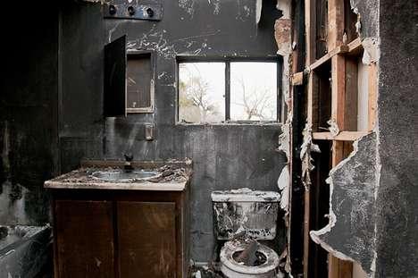 Erosive Foreclosed Houses