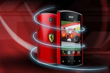 Posh Automotive Smartphones