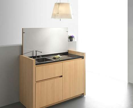 All-Inclusive Compact Kitchens