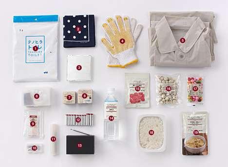 Innovative S.O.S Kits
