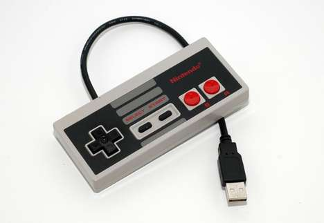 Classic Gaming Flash Drives