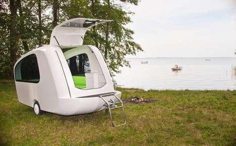 Amphibious Mobile Homes