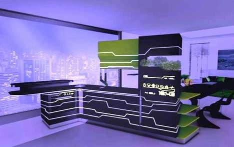 Tron Concept Kitchens