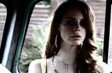 Vintage Footage Music Videos - The Lana Del Rey 'Blue Jeans' Clip Makes Use of Retro Film