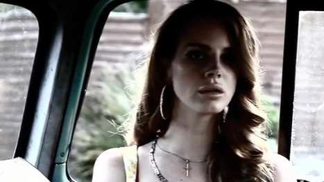 The Lana Del Rey 'Blue Jeans' Clip Makes Use of Retro Film