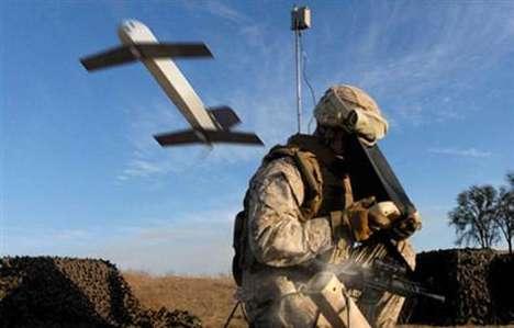 Kamikaze Drones