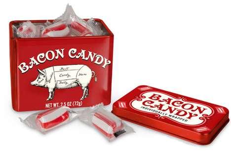 Savory Swine Sweets