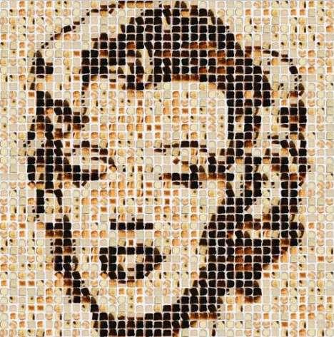 Burnt Bread Mosaics
