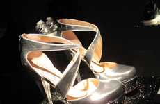 Strikingly Shiny Stilettos