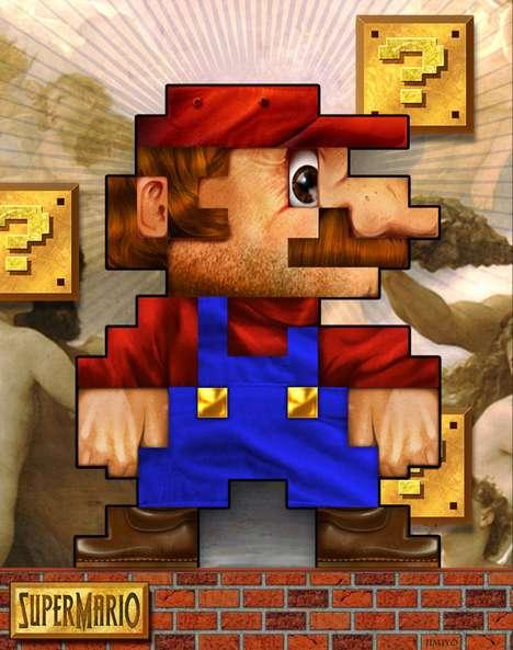Realistic 8-Bit Gaming