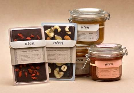 Humble Health Food Branding