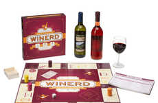 Liquor-Tasting Trivia - The Winerd Game Tests Your Alcohol Knowledge
