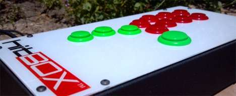 Stickless Video Game Controllers