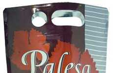 Fair Trade Wine Pouches - 'Palesa' Symbolizes Strength, Motherhood and Consciousness